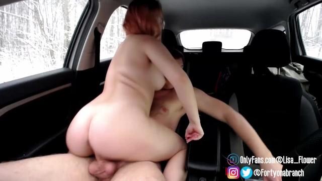 Эро Жена В Машине